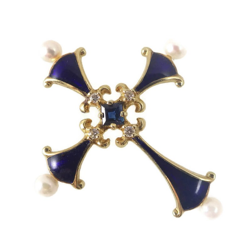 detail faberge viennois spider buy crystal brooch product